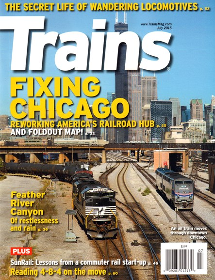 Trains Cover - 7/1/2015
