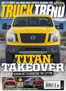 Truck Trend Magazine 7/1/2015