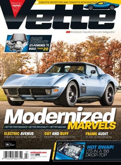 Vette Cover - 7/1/2015