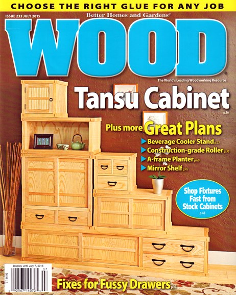 Wood Cover - 7/1/2015