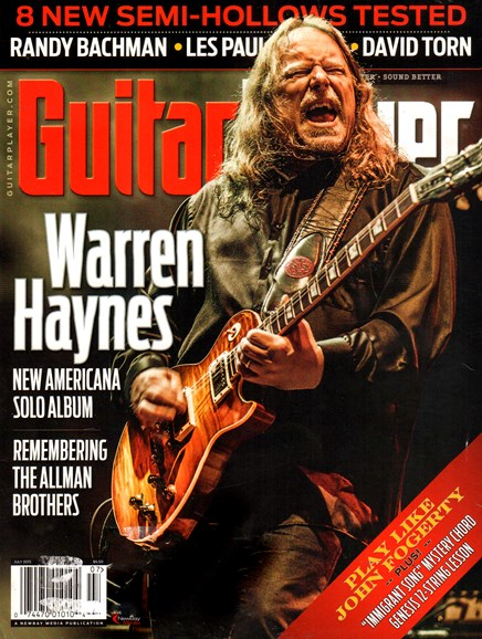 Guitar Player Cover - 7/1/2015