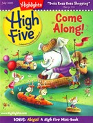 High Five Magazine 7/1/2015