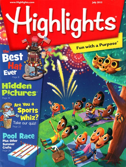 Highlights Cover - 7/1/2015