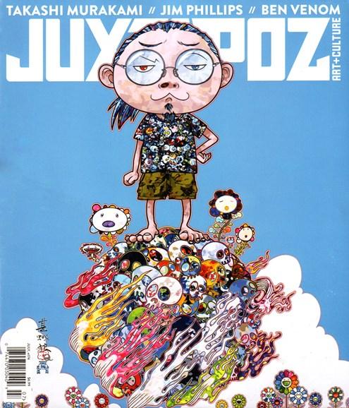 Juxtapoz Cover - 7/1/2015