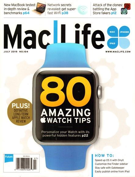 Mac | Life Cover - 7/1/2015