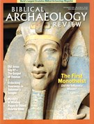 Biblical Archaeology Review Magazine 7/1/2015