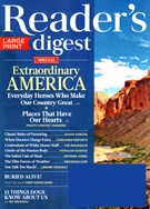 Reader's Digest Large Print 7/1/2015