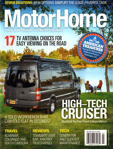 MotorHome Cover - 7/1/2015
