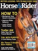 Horse & Rider Magazine 7/1/2015
