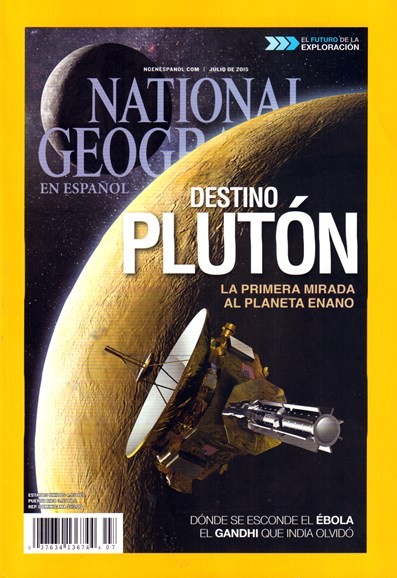 National Geographic En Español Cover - 7/1/2015
