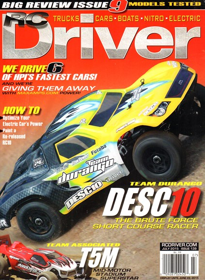 RC Driver Cover - 7/1/2015