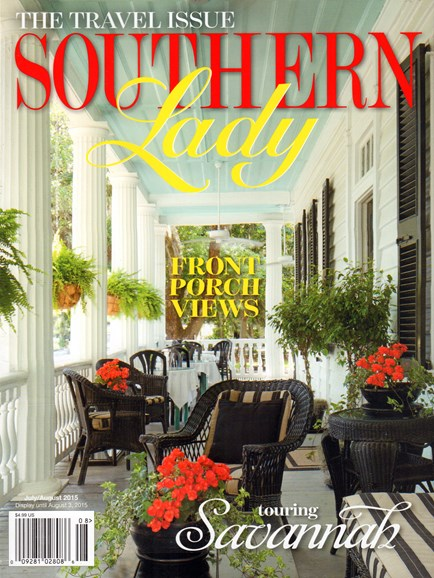 Southern Lady Cover - 7/1/2015