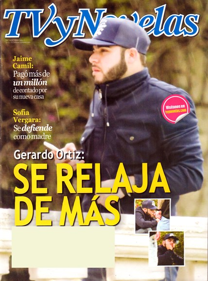 Tv Y Novelas Cover - 7/1/2015