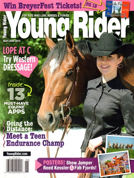 Young Rider Cover - 5/1/2015