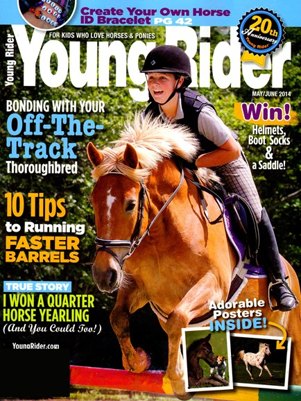 Young Rider Cover - 5/1/2014