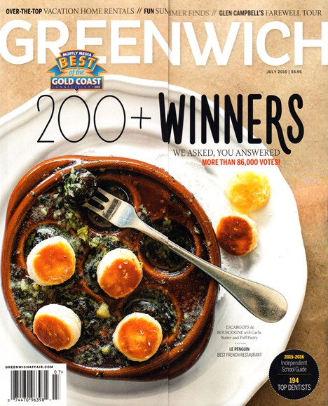 Greenwich Cover - 7/1/2015