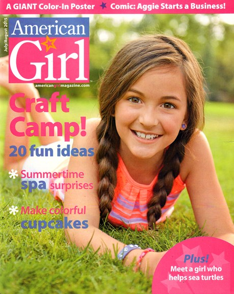 American Girl Cover - 7/1/2015