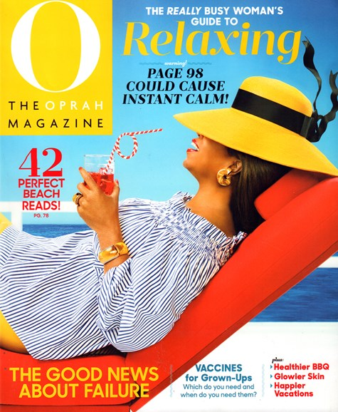 O The Oprah Cover - 7/1/2015