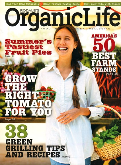 Organic Life Cover - 7/1/2015