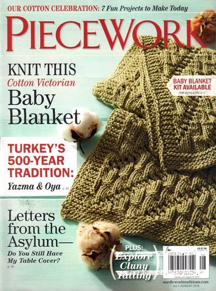 Piecework Cover - 7/1/2015