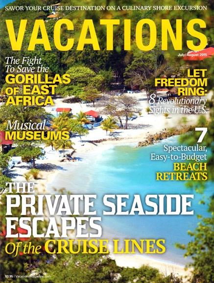 Vacations Cover - 7/1/2015