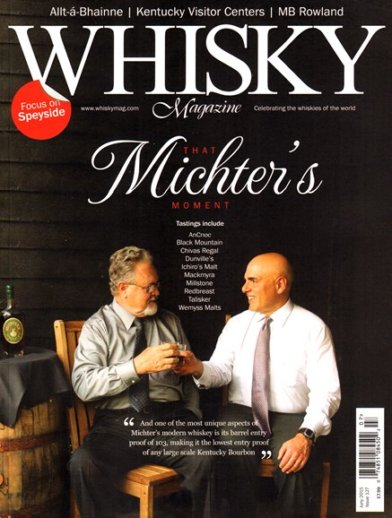 Whisky Cover - 7/1/2015