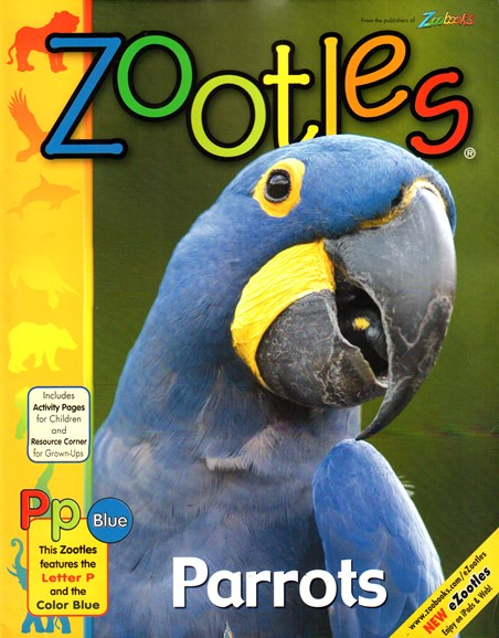 Zootles Cover - 7/1/2015