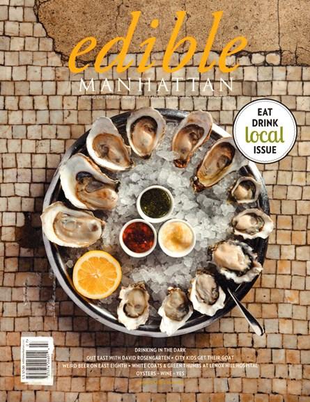 Edible Manhattan Cover - 7/1/2015