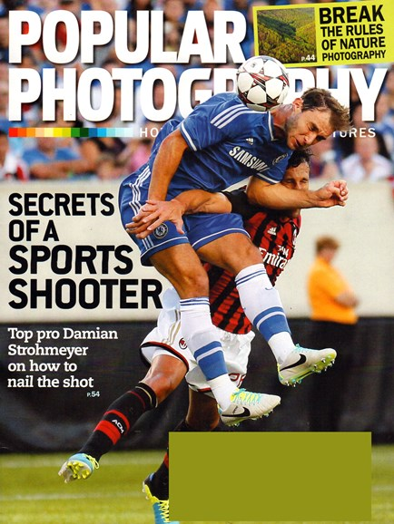 Popular Photography Cover - 7/1/2015