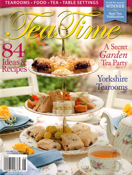 Tea Time Cover - 7/1/2015
