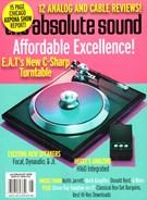 Absoulute Sound Magazine 7/1/2015