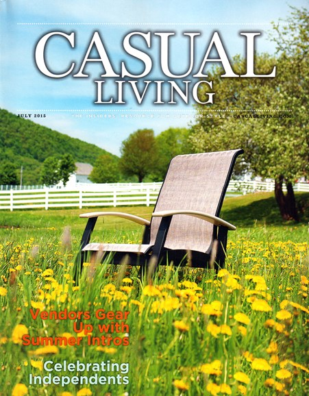 Casual Living Cover - 7/1/2015