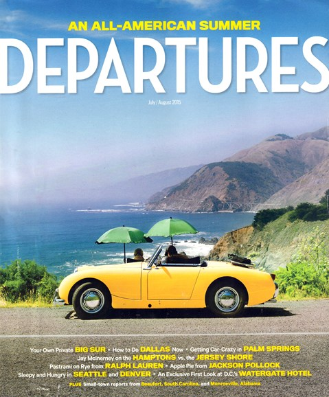 Departures Cover - 7/1/2015