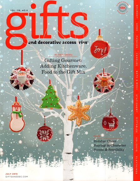 Gifts And Decorative Accessories Cover - 7/1/2015