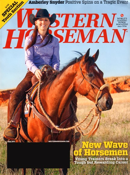 Western Horseman Cover - 7/1/2015