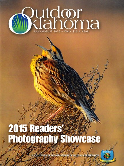 Outdoor Oklahoma Cover - 7/1/2015