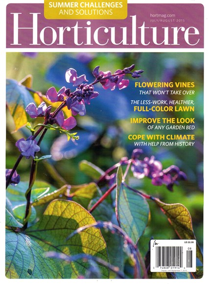 Horticulture Cover - 7/1/2015