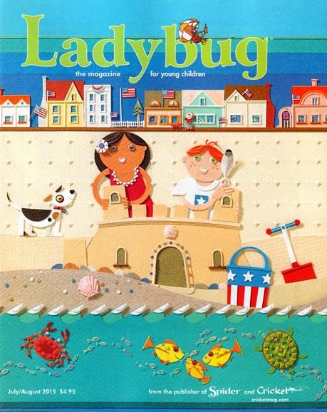 Ladybug Cover - 7/1/2015