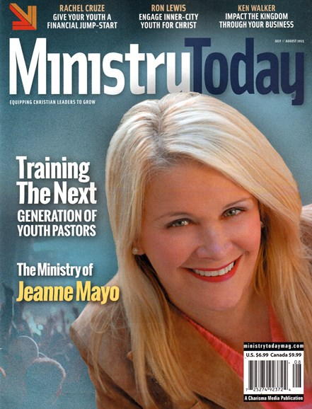 Ministry Today Cover - 7/1/2015