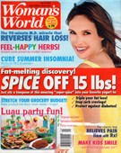Woman's World Magazine 7/20/2015