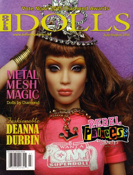 Dolls Cover - 7/1/2015