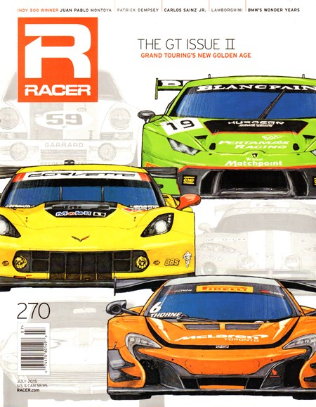 Racer Cover - 7/1/2015