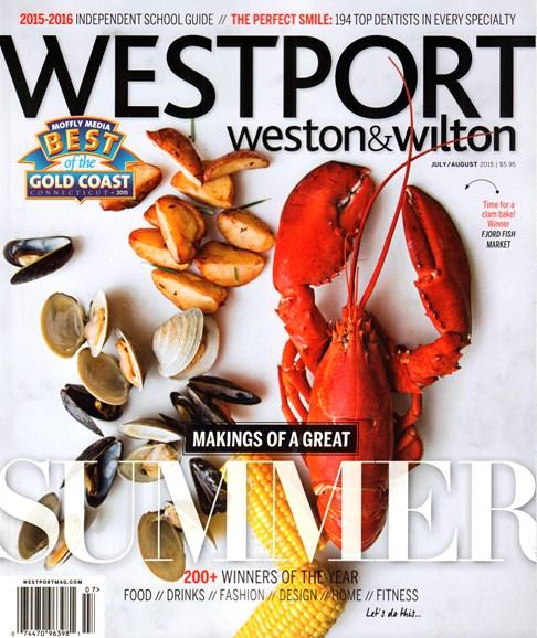 Westport Cover - 7/1/2015
