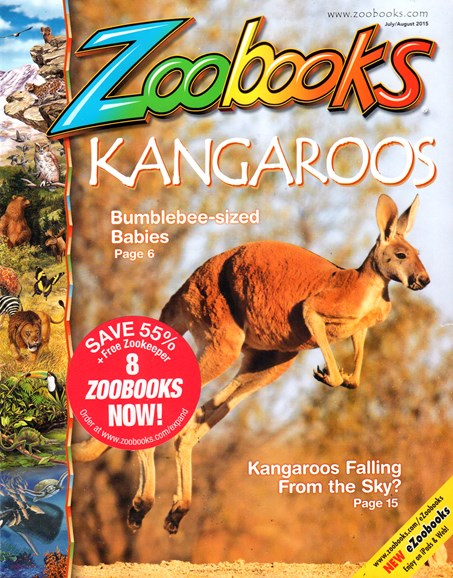 Zoobooks Cover - 6/1/2015