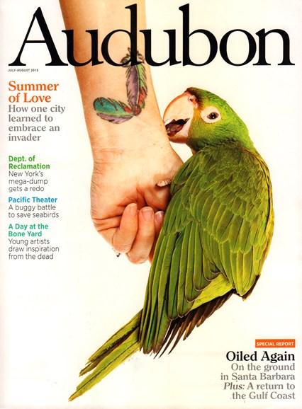 Audubon Cover - 7/1/2015