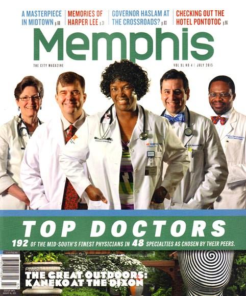 Memphis Cover - 7/1/2015