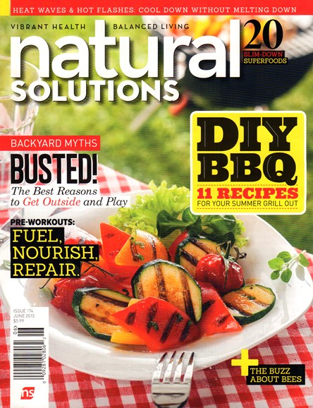 Natural Solutions Cover - 6/1/2015