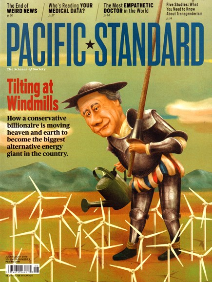 Pacific Standard Cover - 7/1/2015