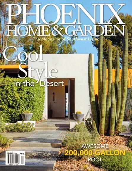 Phoenix Home & Garden Cover - 7/1/2015
