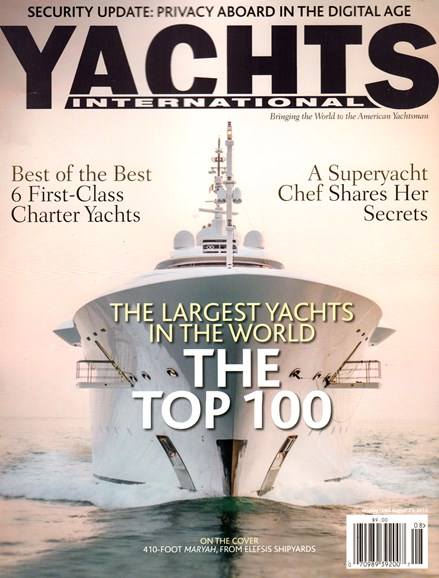 Yachts International Cover - 7/1/2015